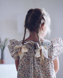 Volants Top & Kleid FLOWERS