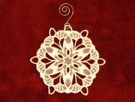 Lace Snowflake #1
