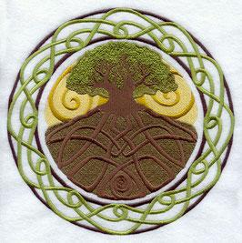 Celtic Tree of Life Circle