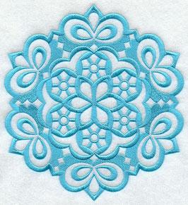 Wycinanki Snowflake 3