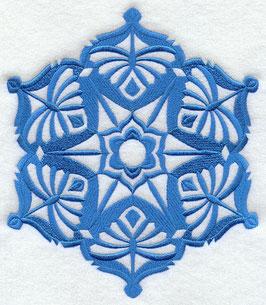 Wycinanki Snowflake 5