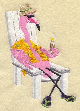 Summertime Flamingo Floyd