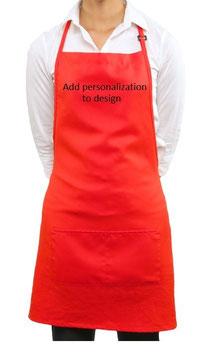 Add Personalization: Apron