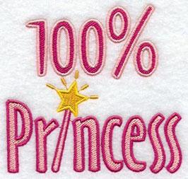 100 Percent Princess