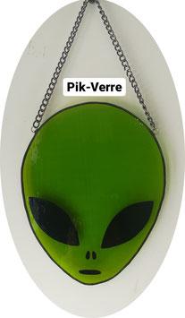 Vitrail Alien