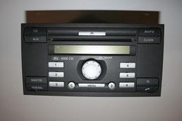 Ford Fiesta 6 JD3 Radio Ford 6000 CD 6S61-18C815-AJ (Visteon)