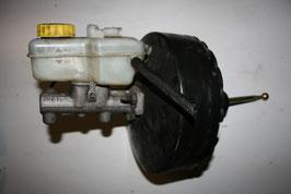 Polo 9N Bremskraftverstärker+Hauptbremszylinder 6Q1614195R