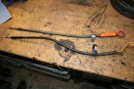 VR5 AGZ Ölmessstab mit Führungsrohr