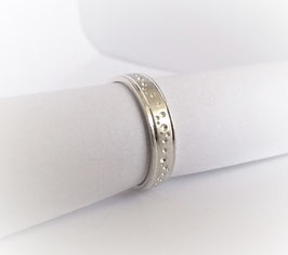 "Bague Lune ""2Way"" - S"