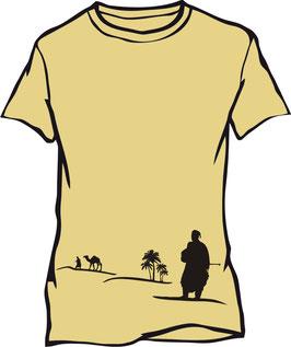 Camiseta Sombras Tuareg