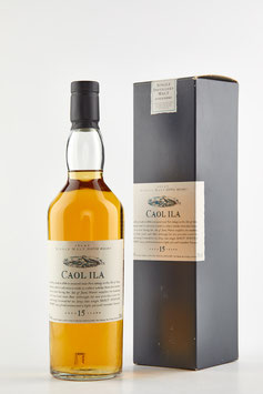 Caol Ila 15 Years old Flora&Fauna 43% vol. alc. / 70cl.