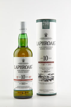 LAPHROAIG 10 Years Old Cask Strength Batch 007 Bottled 2015, 70cl / 56,3%
