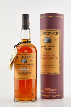 GLENMORANGIE SHERRY WOOD FINISH 100cl. / 43%