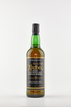 Ardbeg 30 years old