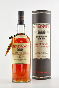 GLENMORANGIE PORT WOOD FINISH 100cl. / 43%