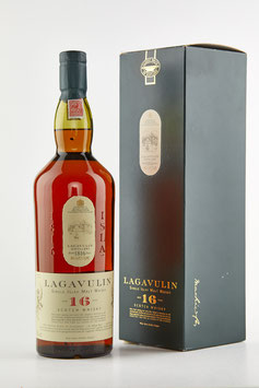 LAGAVULIN 16 YEARS OLD,  100cl/43%