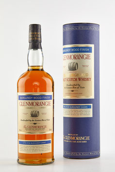 GLENMORANGIE BURGUNDY WOOD FINISH 100cl. / 43%