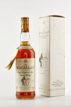 MACALLAN 7 YEARS OLD Giovinetti & Figli 70cl / 40%