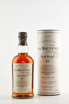 BALVENIE 17 YEARS NEW WOOD 70cl / 40%
