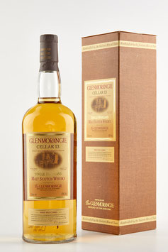 GLENMORANGIE CELLAR 13 10 Years Old 100cl. 43%