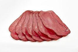 Geräuchertes Rindfleisch geschnitten (150 g)
