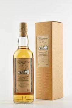 Longrow 10 years old malt Whisky 46% 70cl.