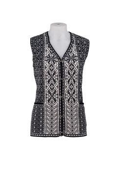 Norlender Women's Norwegian Wool Andrea Vest