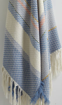 The Oslo Bunad Blanket by Fram Oslo in 100% Pure New Wool