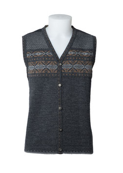 Norlender Men's Norwegian Sweater Stavern Vest