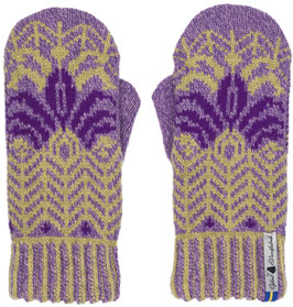 Fager Isa 100% Merino Wool Mittens by Öjbro