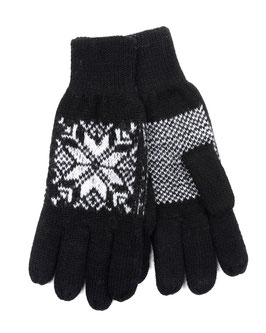 Norlender Adult Snowflake Gloves Style 403