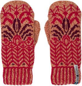 Fager Ingvor 100% Merino Wool Mittens by Öjbro