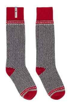 Skaftö Grå Socks by Öjbro Vantfabrik