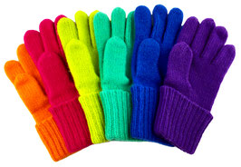 Dachstein Neon Gloves - in Many Colors