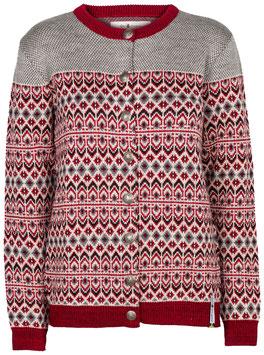Dalarna Merino Wool Cardigan by Ojbro Vantfabrik