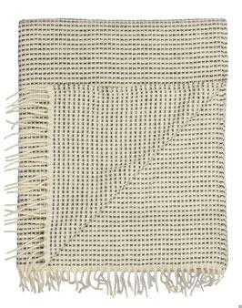 Roros Tweed Punkt Blanket