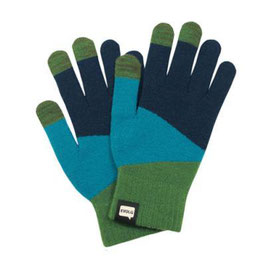 Evolg Tori-CO2 Touch Screen Gloves Knit One Size Fits All