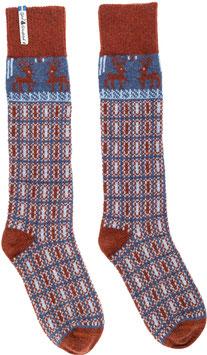 Scania Marta Merino Wool Knee Socks by Öjbro