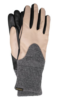 Evolg Muse Leather Mix Gloves
