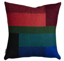Roros Tweed Mikkel Reversible Pillow Cushion