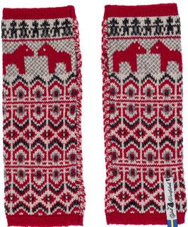 Dalarna 100% Merino Wool Long Wrist Warmers by Öjbro