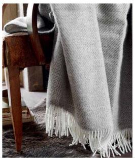 Roros Tweed Kattefot Blanket