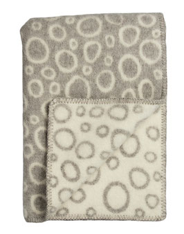 Roros Tweed Champagne Bubble Blanket