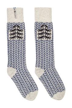 Gotland Kalk 100% Merino Wool Socks by Öjbro