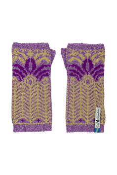 Fager Isa 100% Merino Wool Wrist Warmers by Öjbro