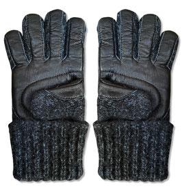 NEW! Dachstein Woolwear 3  PLY Antarktis Leather Gloves