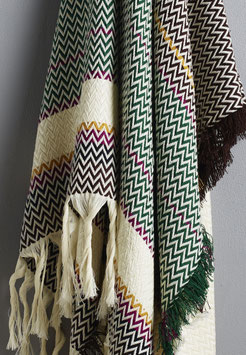 The Sunnmøre Bunad Blanket by Fram Oslo in 100% Pure New Wool
