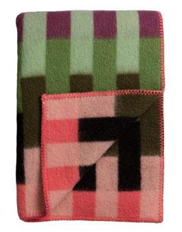 Roros Tweed Asmund Bold Blanket