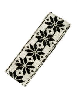 Norwegian Selbu Knittings of Norway Headband - Hand Knit