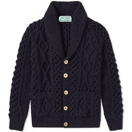 Strathtay BFL Shawl Cardian Sweater